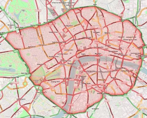 Tarifa de Congestión